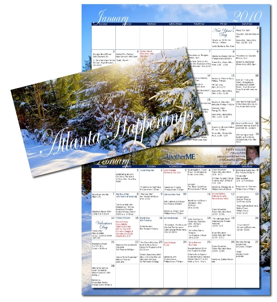 personalized-events-calendar